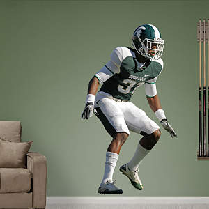 Darqueze Dennard - Michigan State Fathead Wall Decal